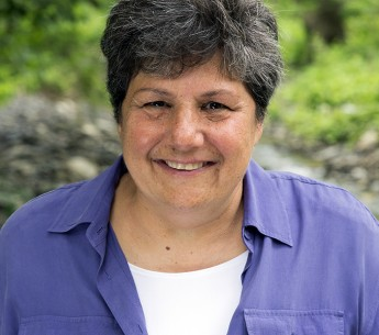 Irene Weiser, a councilmember in the Town of Caroline, played an active role in the fight against the Cayuga coal plant bailout.
