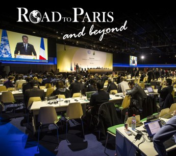 Paris climate talks, November 30