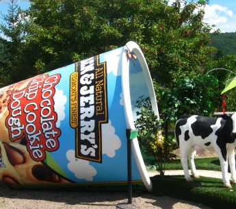 Ben & Jerry's joins other Vermont businesses and consumer groups in defending Vermont's new labeling requirements for GE foods against a federal court challenge brought by the food industry.