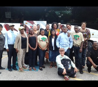 Overburdened communities in Louisiana traveled to Houston to tell EPA the impact oil refineries have on their health and their lives.