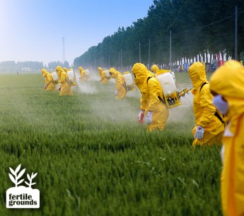A toxic herbicide just won EPA approval despite posing serious risks to human health and wildlife.