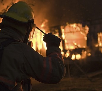 Firefighters call to ban flame retardants