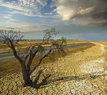 Climate change drought