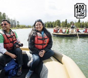 The second annual GreenLatinos summit in Grand Teton National Park was a chance for Latino environmentalists to band together to protect our planet.