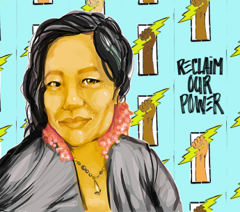 Mari Rose Taruc of Reclaim Our Power is advocating for a safe, reliable energy system that benefits everyone.