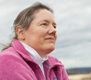 Helen Holden Slottje, a winner of the 2014 Goldman Environmental Prize.