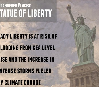 Endangered Places: Lady Liberty.