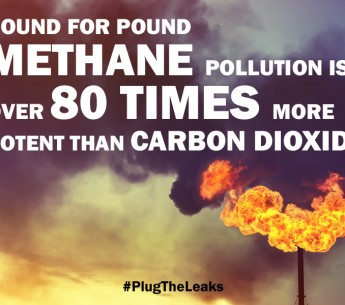 A new EPA proposal for national standards on methane can help reduce overall greenhouse gas emissions that contribute to climate change.