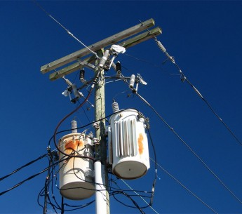 Inefficient electricity distribution transformers add up to large amounts of wasted energy.