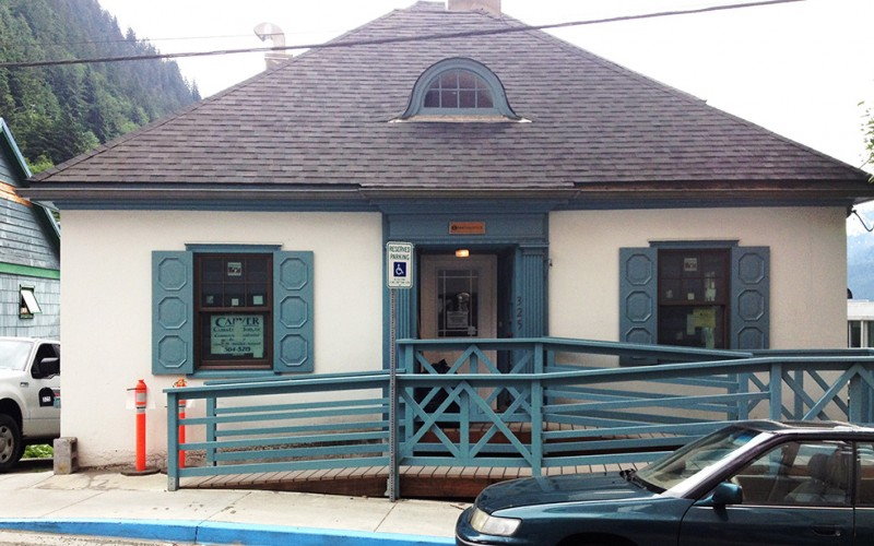 The newly renovated Juneau location improved building energy efficiency and accessibility.