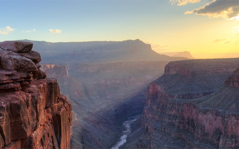 Grand Canyon and the Colorado River