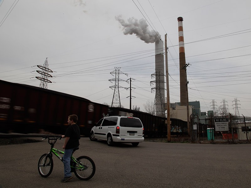 Deadly fine particulate matter, also known as soot, is caused by pollution from tailpipes, smokestacks and industrial power plants.