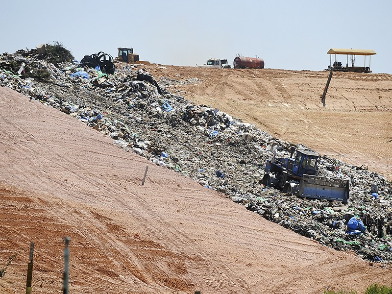 Residents of Tallassee, AL, are seeking relief from a landfill in the middle of their community.