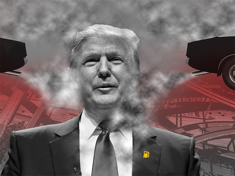 Trump's Environmental Protection Agency has signaled it will try to stop states from leading efforts to clean up our air.