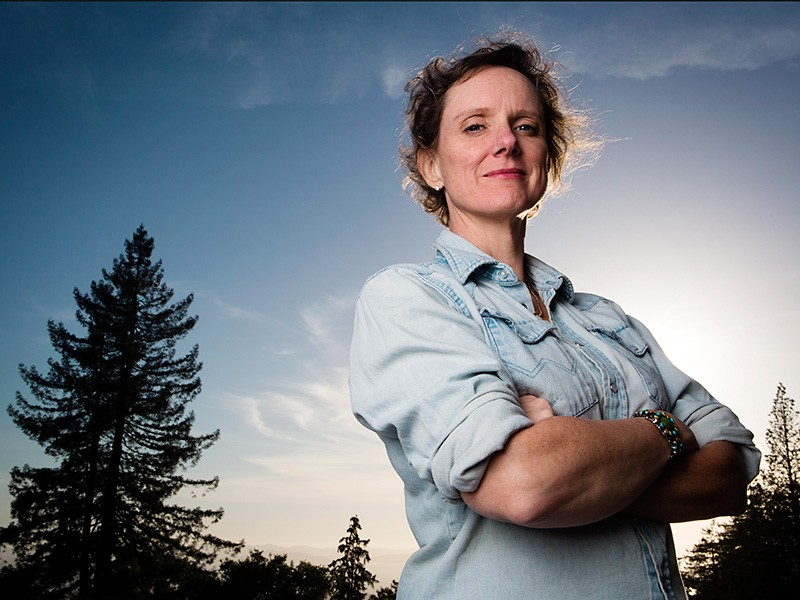 Abbie Dillen, Earthjustice VP of Litigation for Climate and Energy