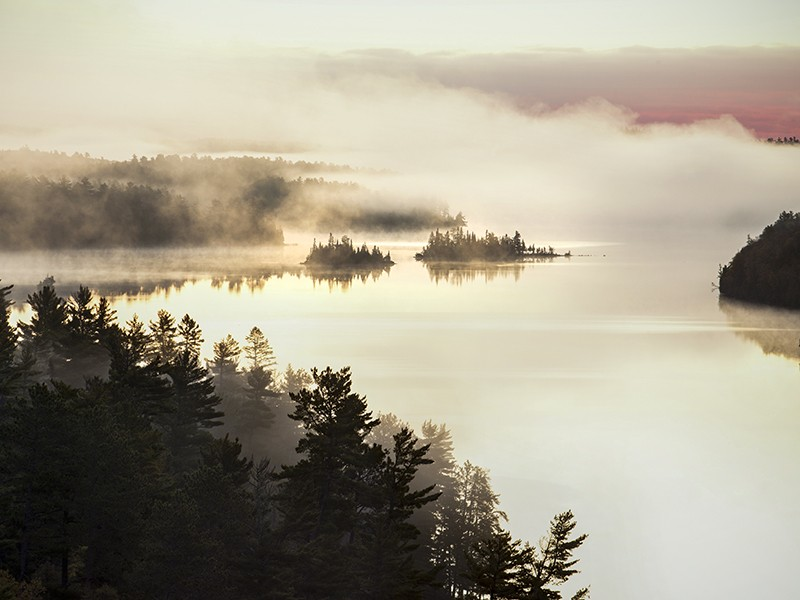 Sulfide mining poses a severe threat to the 1,100 lakes in Minnesota's Boundary Waters Canoe Area Wilderness.