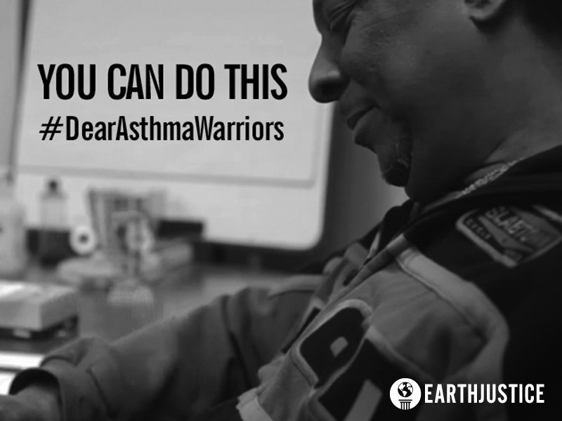 Asthma warriors