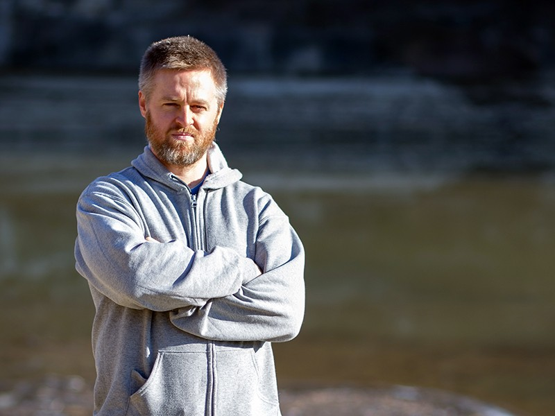Coal ash pollution keeps Kentucky college professor Brett Werner from fishing in the lake near his home. Earthjustice is suing Kentucky Utilities to compel it to clean up the 6 million cubic yards of buried coal ash that are contaminating the lake's groun