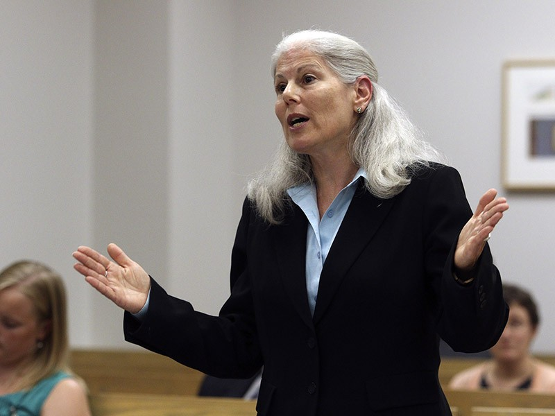 Earthjustice attorney Patti Goldman