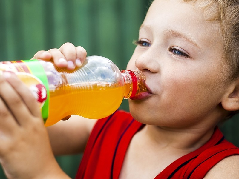 """The words """"artificial flavor"""" on the ingredient labels of sodas and other processed foods can refer to chemicals that are known to cause cancer in animals."""