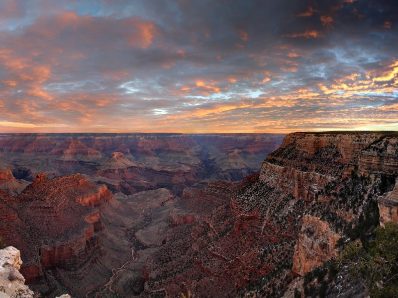 The Grand Canyon is recognized as a UNESCO World Heritage Site.