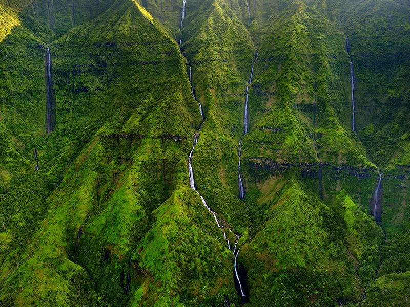 Mount Waiʻaleʻale is a place of paramount sacredness in Hawaiian culture.