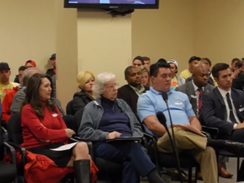 Hearing to help decide fate of NV solar net metering