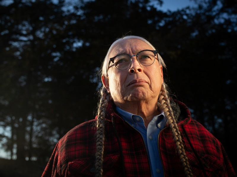 Walter Echo-Hawk, a member of the Pawnee Nation of Oklahoma, discovered in 2015 that government agencies had approved oil and gas leases on Pawnee land without telling the tribe.