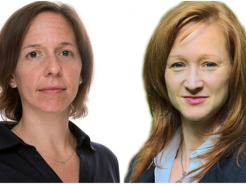 Jill Tauber, Vice President of Litigation, Climate and Energy, and Kim Smaczniak, Managing Attorney, Clean Energy Program