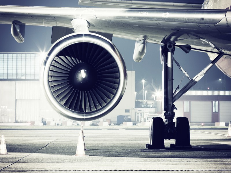 Greenhouse gas emissions from airplanes threaten human health and contribute to climate change.