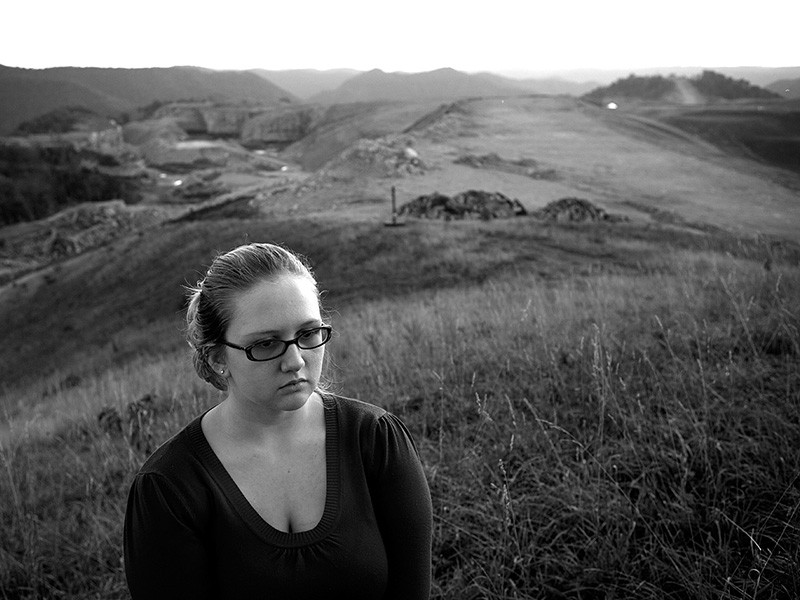 Amber Whittington, who lives in the heart of Appalachia's coal country, is one of many who are working to end mountaintop removal mining.