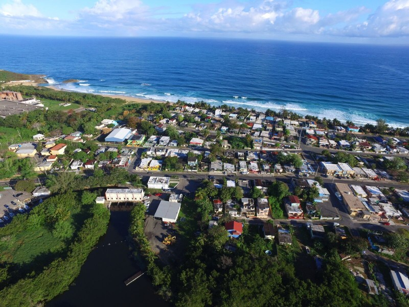 Arecibo, Puerto Rico, where residents have used NEPA to halt a waste-to-energy incinerator, which a corporation wants to build in an area already contaminated with lead, arsenic and other heavy metals.