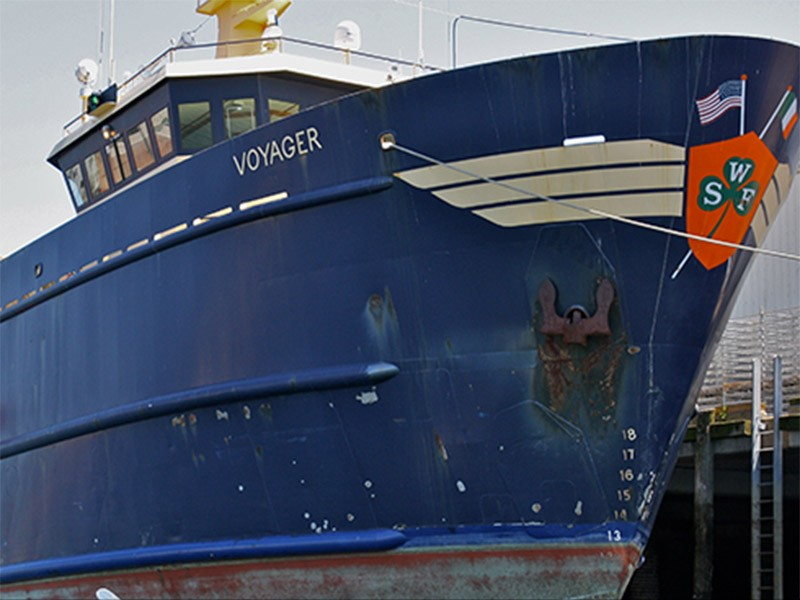 Atlantic Trawler