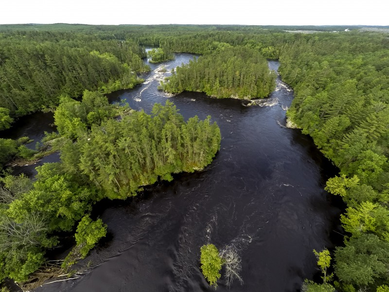 Menominee River, Wisconsin