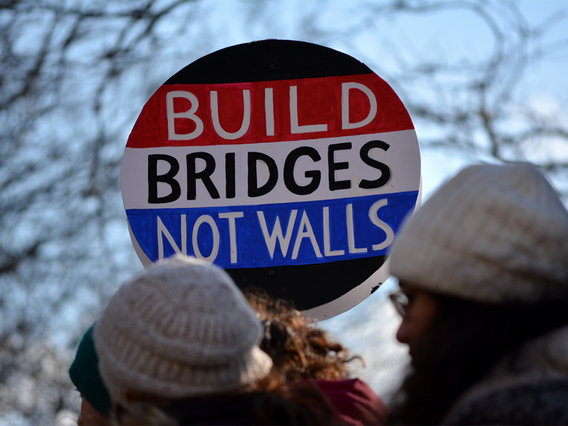 Build Bridges Not Walls