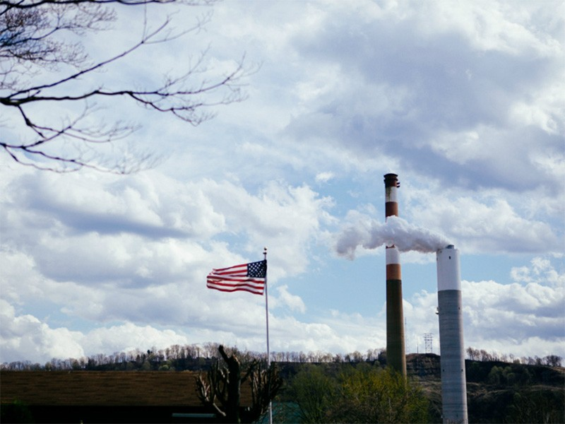 The Cheswick coal-fired power plant in Pennsylvania. It is among the hundreds of power plants likely covered by the Mercury & Air Toxics Standards.