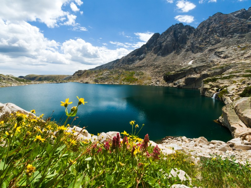 Colorado Rocky Mountain lakes deserve the state's renewable energy standard