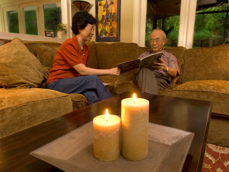 Just sitting on a couch can accelerate the release of flame retardant chemicals, which are harmful to human health.