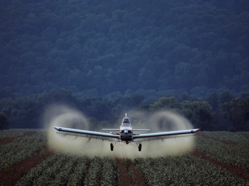It is time for nerve gas pesticides to go, starting with chlorpyrifos.