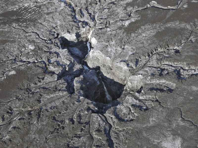 A series of environmental disasters has beset Florida's phosphate mining industry, including the recent opening of a massive sinkhole 40 miles east of Tampa.