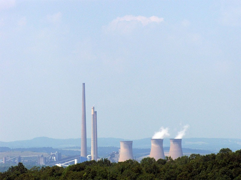 The Homer City Generating Station in Pennsylvania.