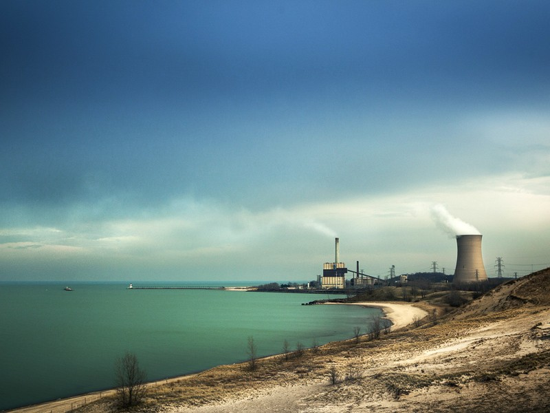 Michigan City Power Generating Station