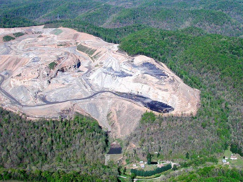 Central to Appalachian identity and heritage, West Virginia's mountains are being destroyed by mountain top removal coal mining.