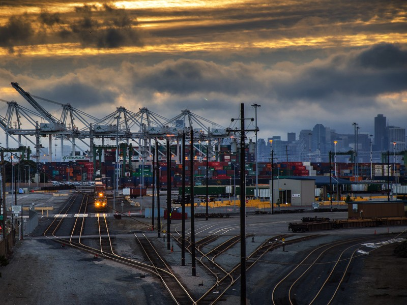 The Port of Oakland has already rejected a similar proposal for a bulk coal export facility.
