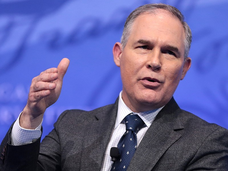 EPA Administrator Scott Pruitt has barred scientists who receive EPA funding for their research from sitting on key scientific advisory boards.