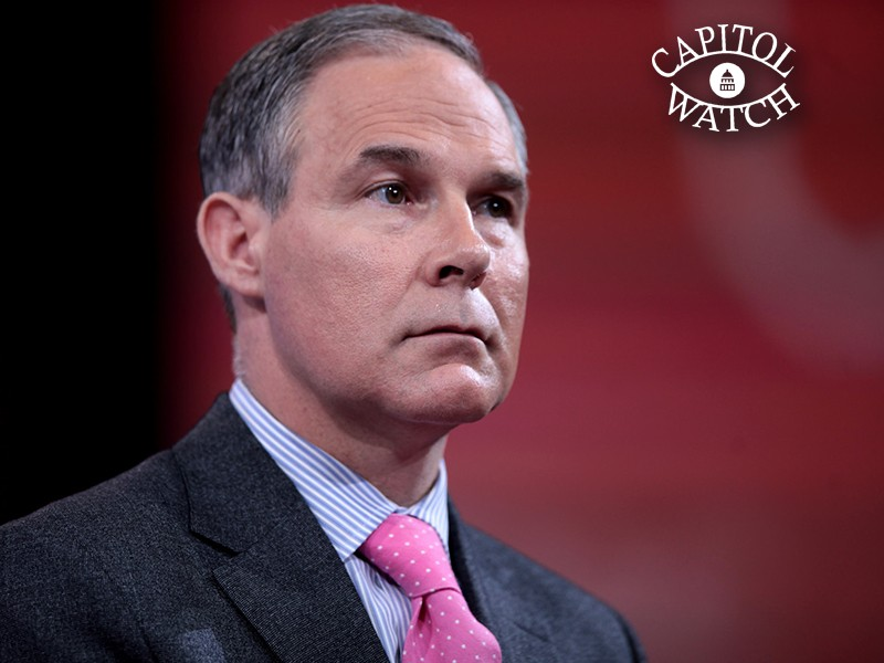 Scott Pruitt's nomination is just the first of what will likely be many efforts by the incoming Trump administration to gut environmental health protections.
