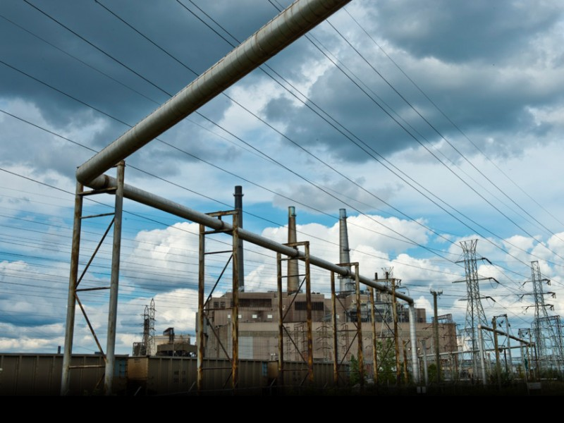 River Rouge Power Plant