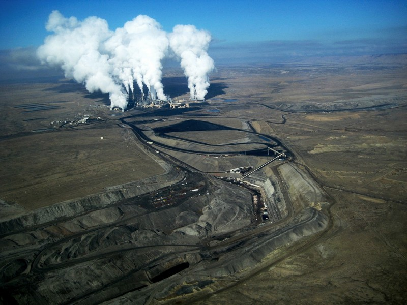 San Juan Generating Station and San Juan Mine in New Mexico