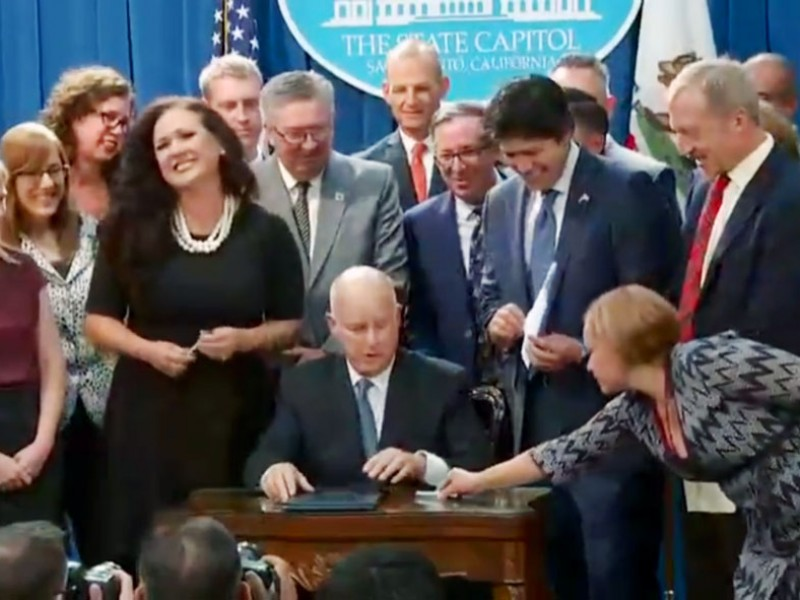 It's Official! California Is Moving Toward Zero-Carbon