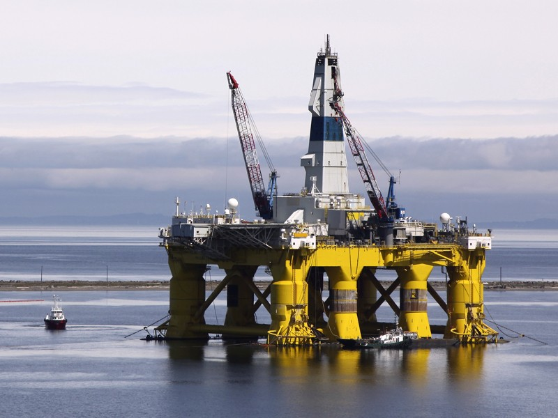 Shell's drilling rig Polar Pioneer will no longer be exploring off of Alaska's coast.